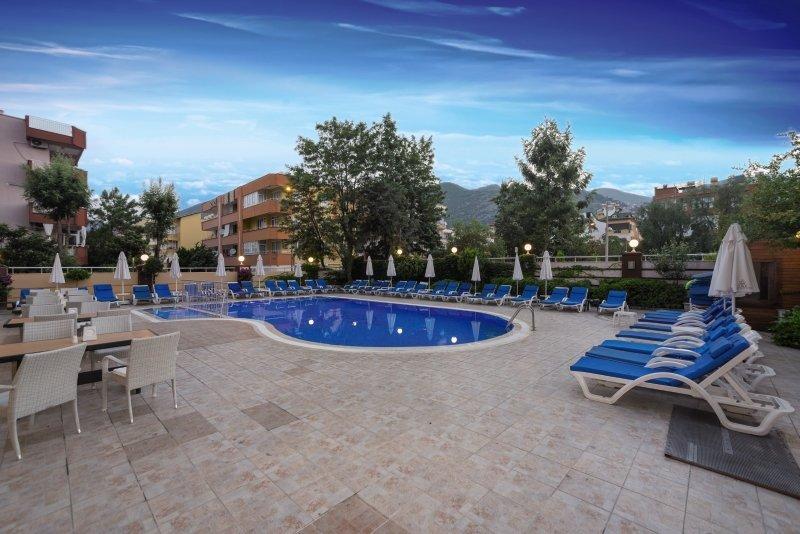 Taç Cleopatra Hotel und Spa