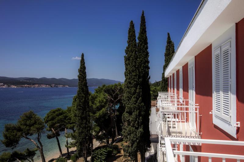 Hotel Bellevue und Dependance und  Villas