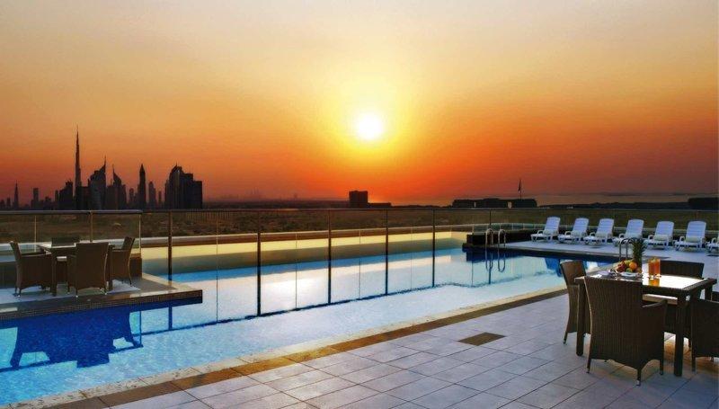 Park Regis Kris Kin Hotel, Dubai