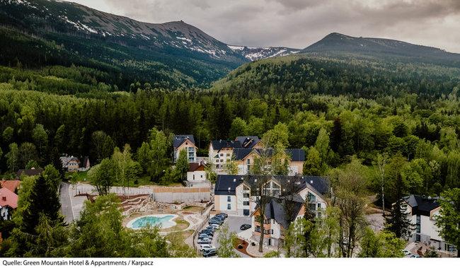 Green Mountain Hotel und Apartments - Bild 1