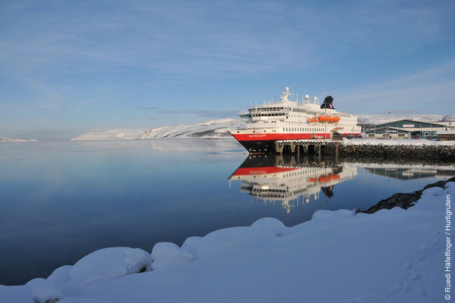 MS Nordkapp - Klassische Postschiffroute - Bergen - Kirkenes - Bergen - Bild 1