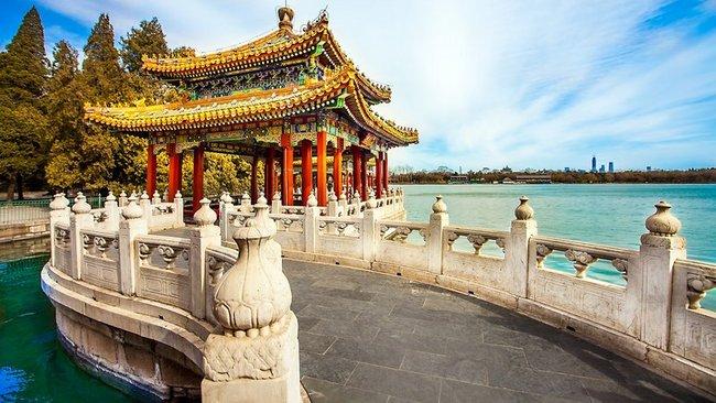 Drei Weltmetropolen - Shanghai - Peking - Dubai - Bild 1