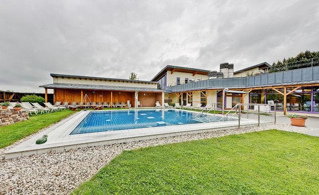 Santè Royal Hotel & Gesundheitsresort Wolkenstein Warmbad - Bild 1