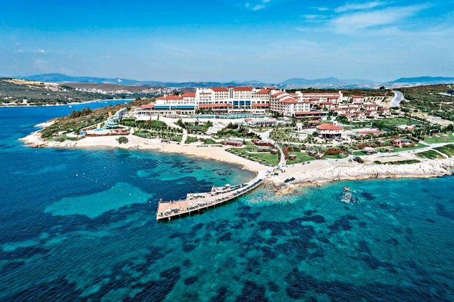 Euphoria Aegean Resort und Thermal Hotel - Bild 1