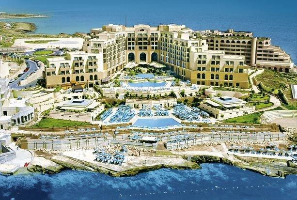 Corinthia Hotel St George's Bay, Malta
