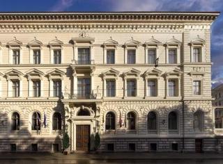 Riga im Europa Royale Riga Hotel - Lettland