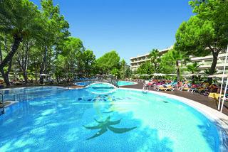 Hotel Palmira Beach, Spanien