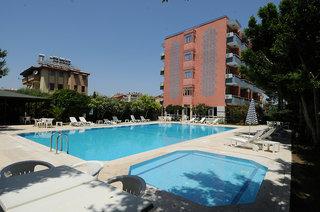 Side im Melis Hotel - Türkische Riviera