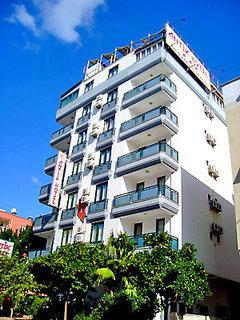 Antalya im Mera Park Hotel - Türkische Riviera