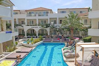 Dimitrios Village Beach Resort, Griechenland