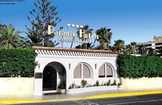 Bungalow-Hotel Parque Paraiso I