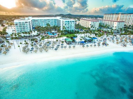 Aruba Marriott Resort und Stellaris Casino