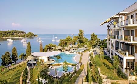 Istrien - Rovinj - Hotel Monte Mulini