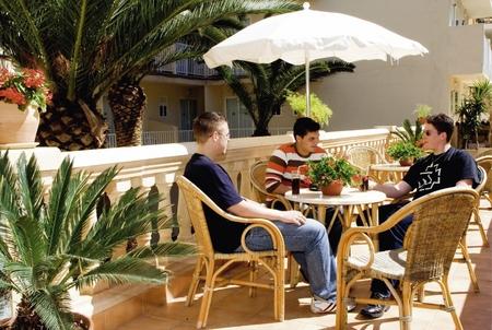 Hotel Palma Mazas