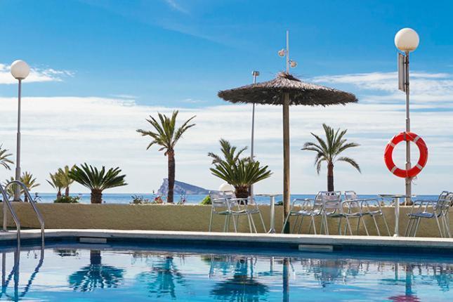 Hotel Poseidon Playa