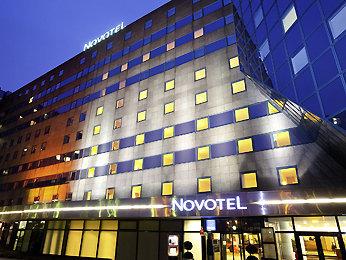Novotel Marne la Vallée Noisy le Grand
