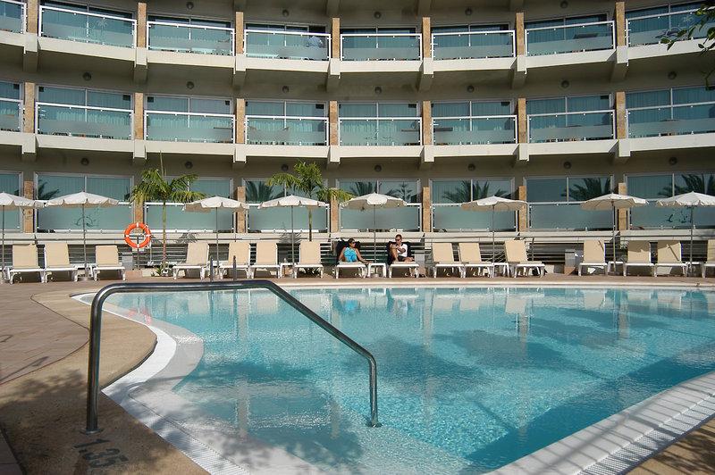 Apartamentos MarinaSol und Aqua Spa