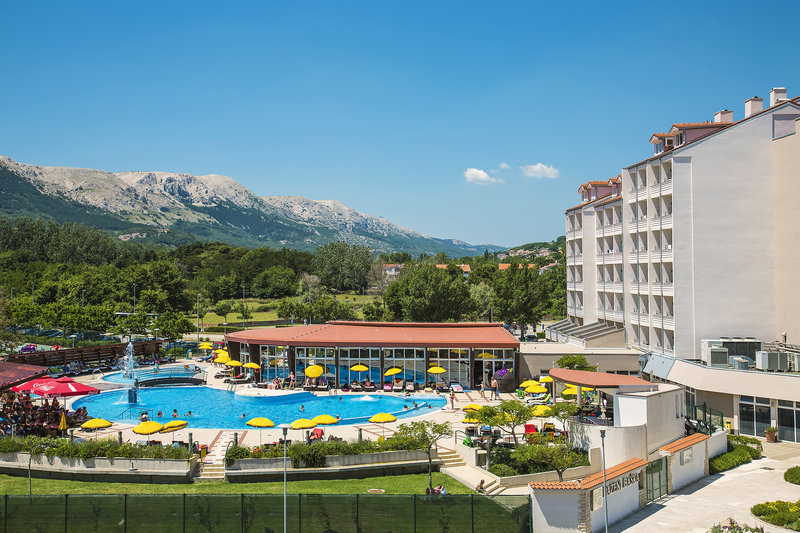 Corinthia Ba�ka Sunny Hotel by Valamar