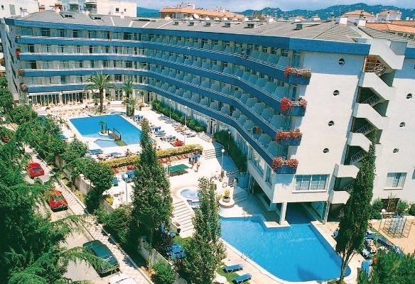 Hotel GHT Aquarium und SPA