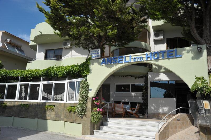 Anseli Hotel Apartments Studios