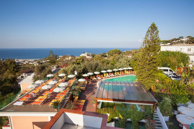 Hotel Terme La Pergola und Villa Flavio