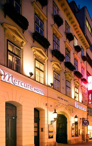 Mercure Grand Hotel Biedermeier Wien