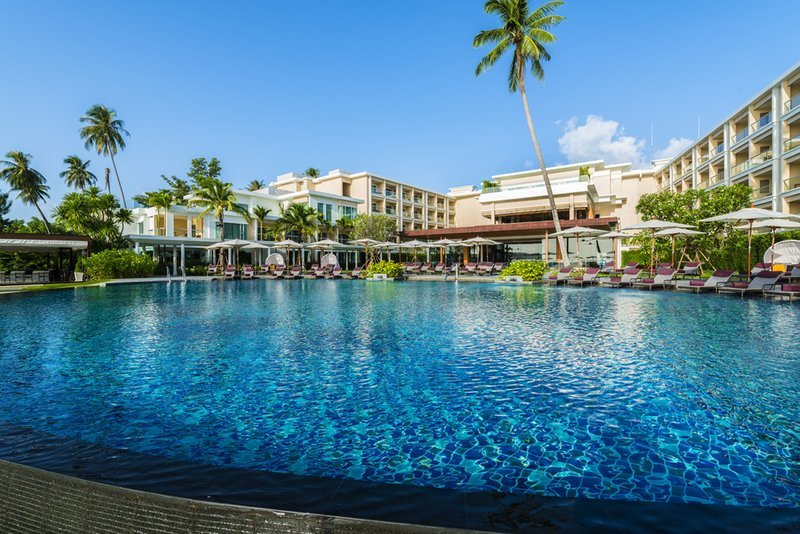 Crowne Plaza Panwa Beach Resort