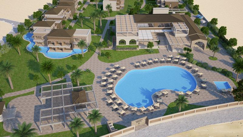 Almyros Beach Resort und Spa