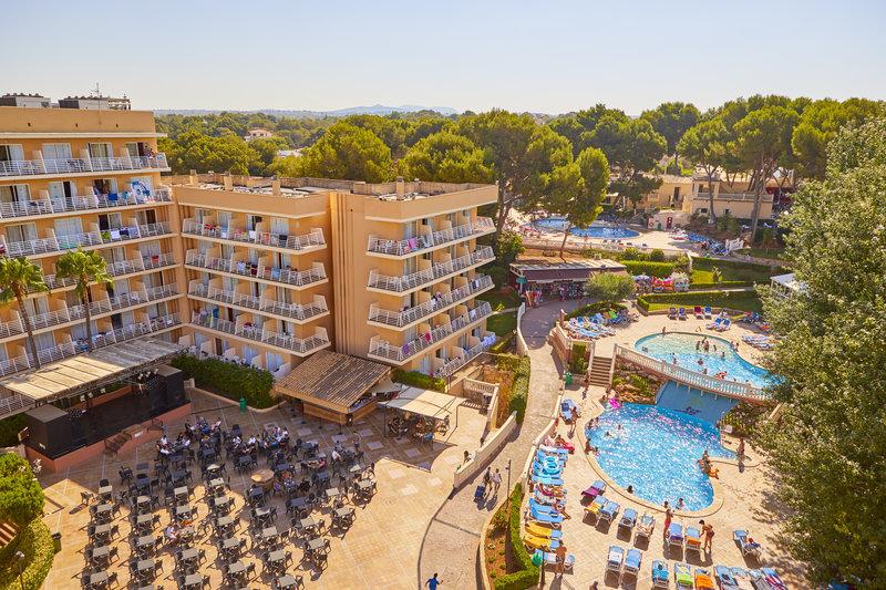 Palma Bay Club Resort und Sahara-Nubia-Gobi