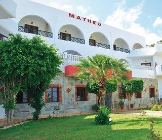Hotel Matheo Villas und Suites