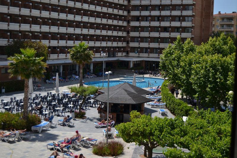 Hotel California Garden