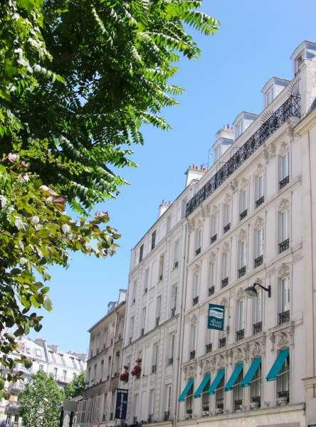 Mademoiselle Hotel