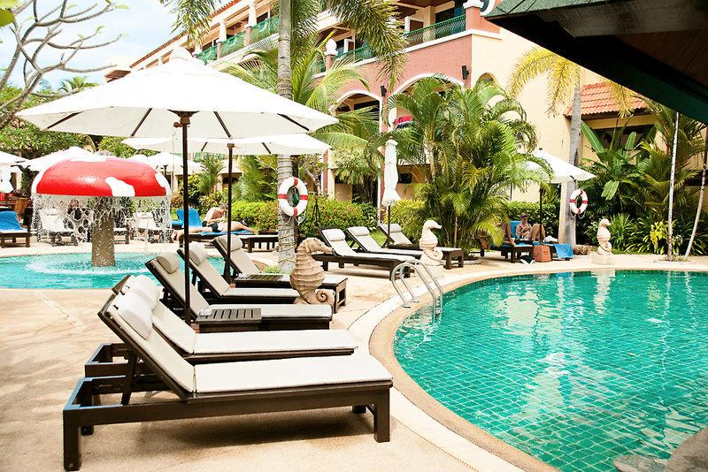 Karon Sea Sands Resort und Spa