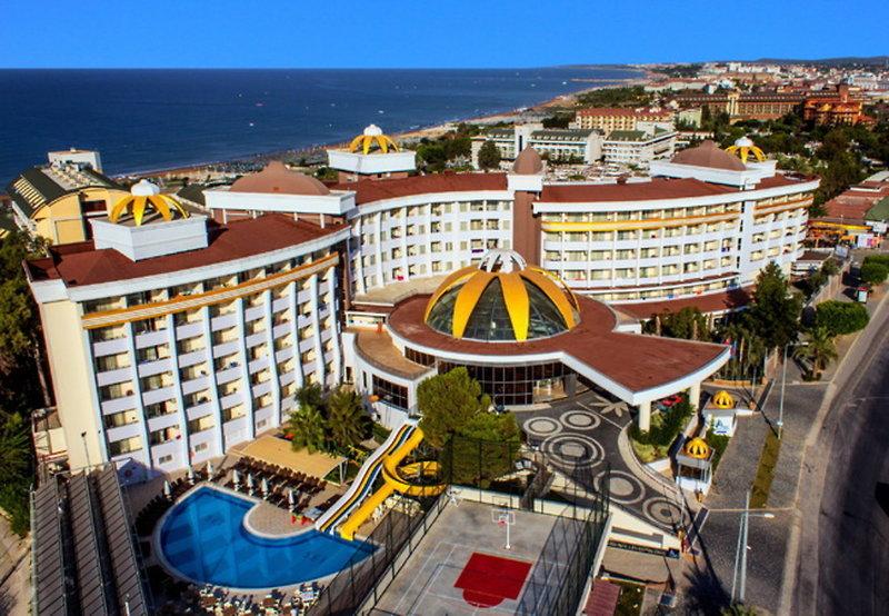 Side Alegria Hotel und Spa