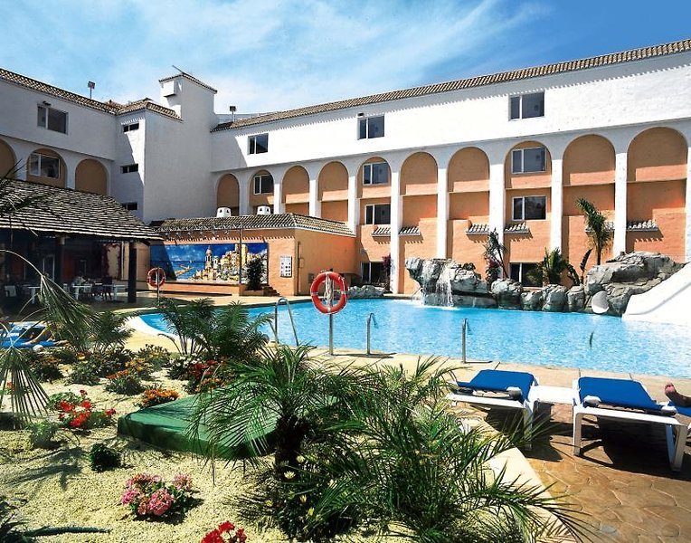Diverhotel Nautilus Roquetas de Mar
