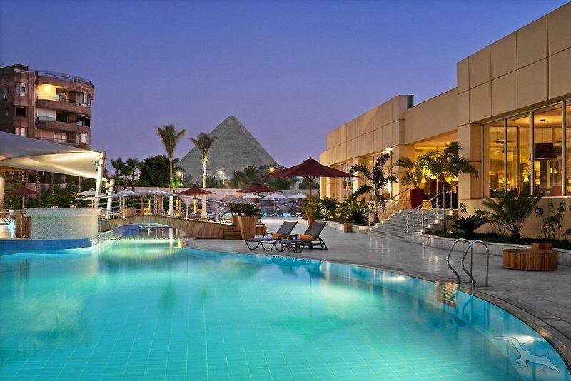 Le Méridien Pyramids Hotel und Spa