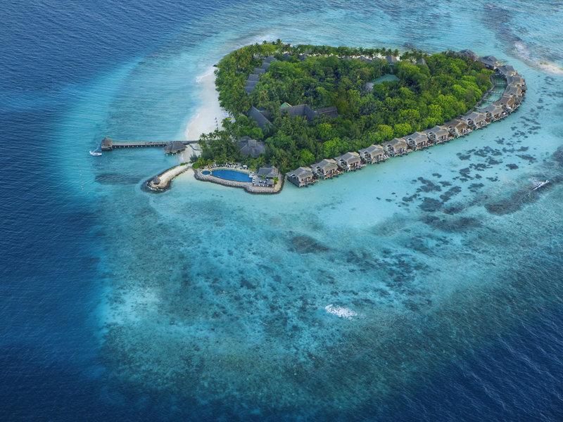 Taj Coral Reef Resort und Spa, Maldives