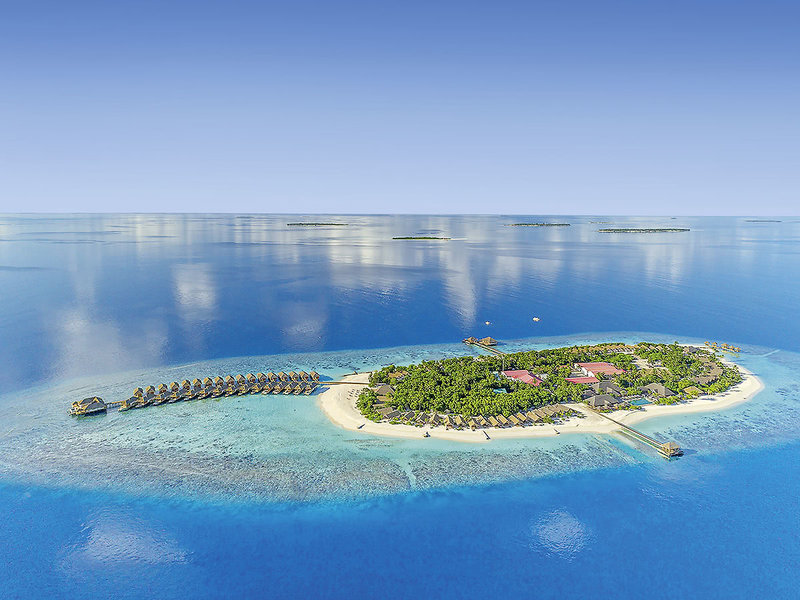 Kudafushi Resort und Spa