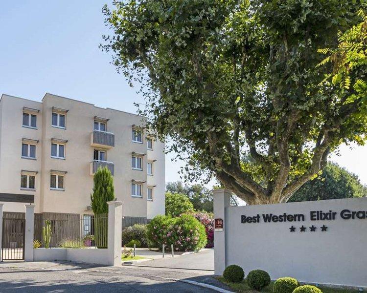 Best Western Plus Hotel Elixir Grasse