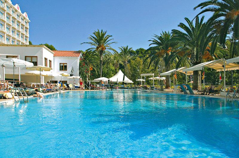 Cala Galdana Hotel und Villas d'Aljandar