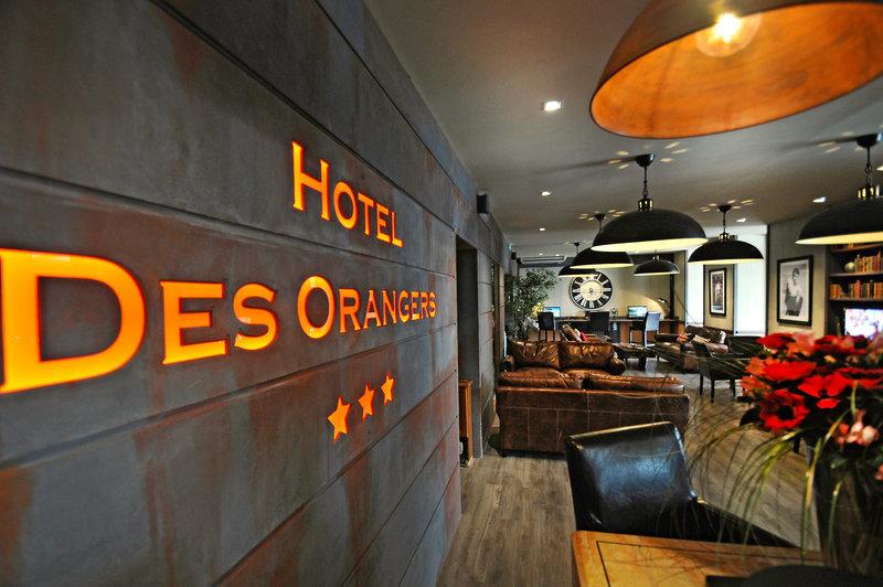 Hôtel Des Orangers