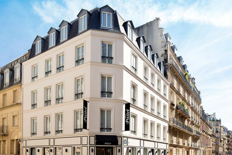 Hotel Pastel Paris