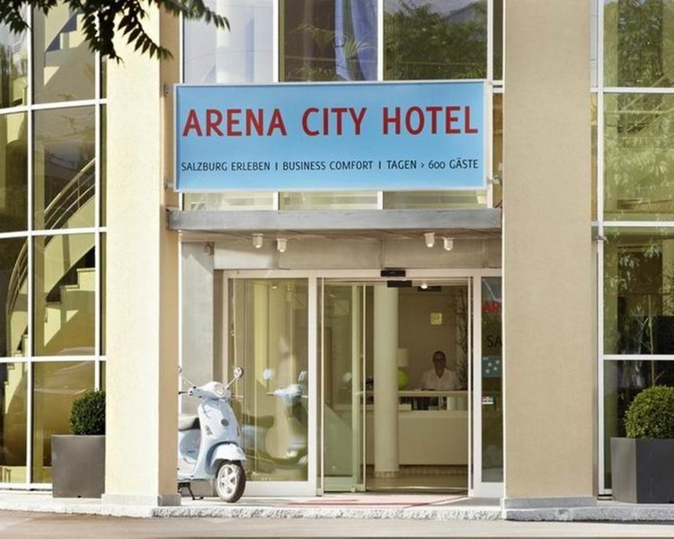 Arena City Hotel by Centro