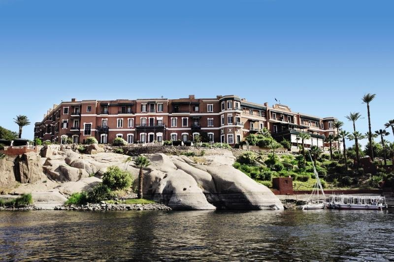 Sofitel Legend Old Cataract Aswan Hotel
