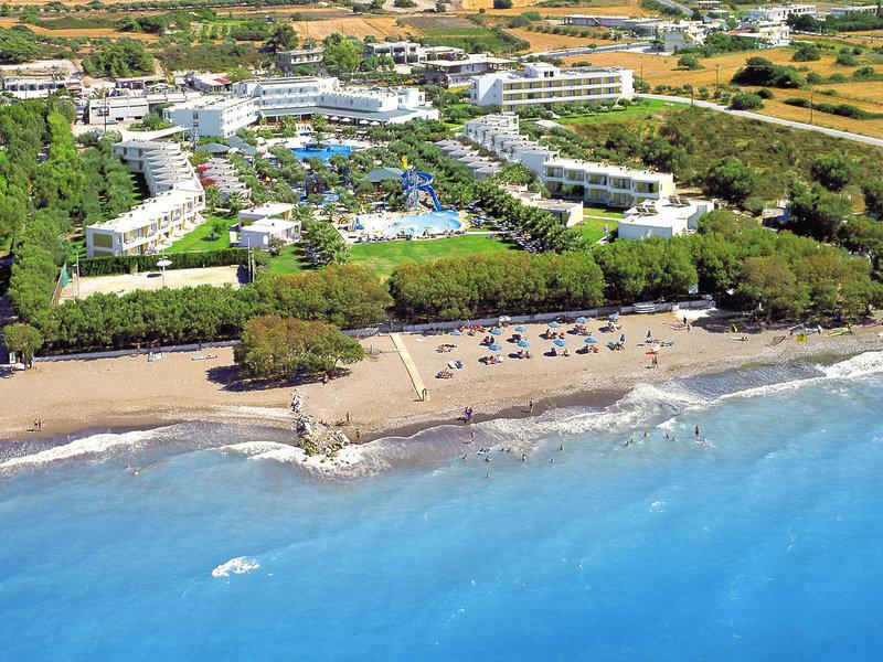 Alex Beach Hotel und Bungalows