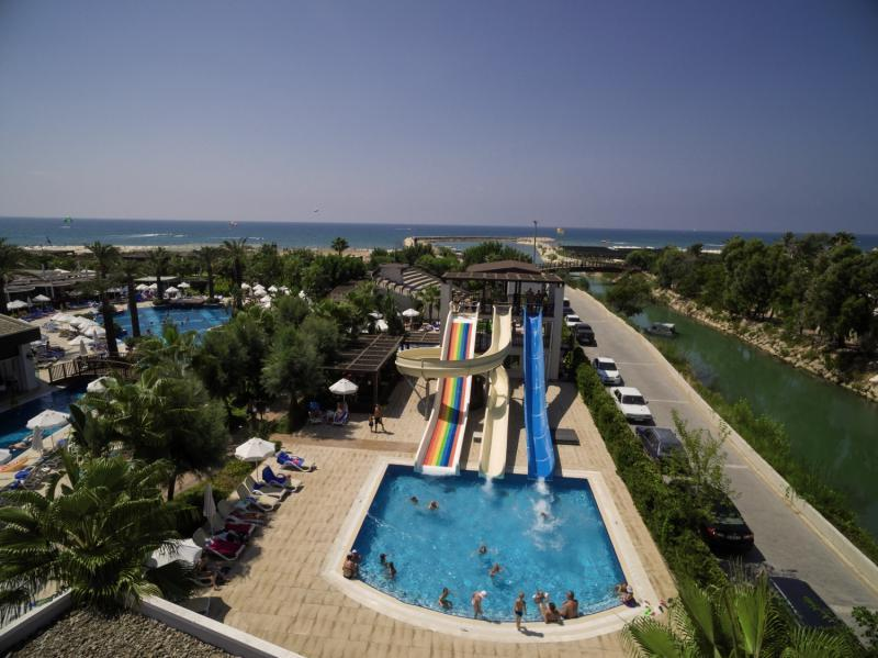 sunis Evren Beach Resort Hotel und SPA