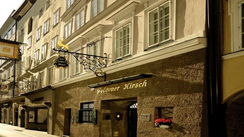 Hotel Goldener Hirsch, a Luxury Collection Hotel