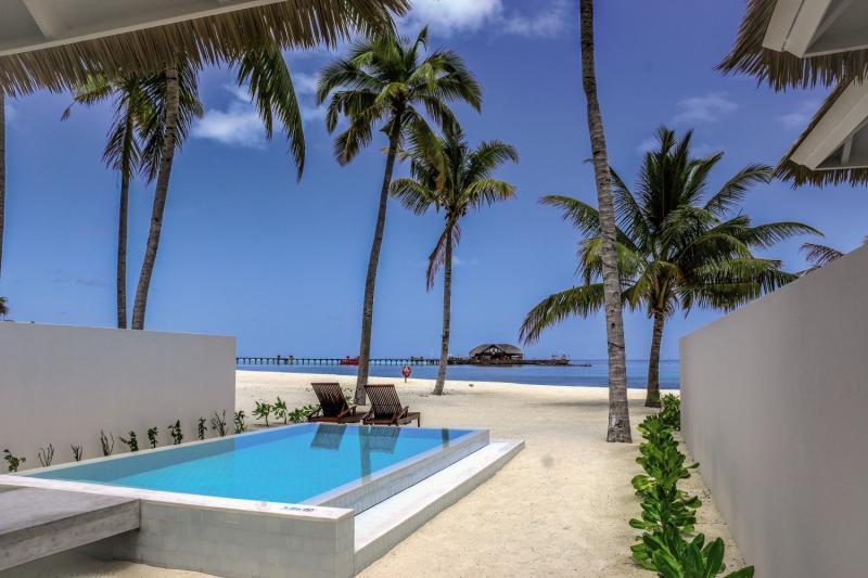 Olhuveli Beach und Spa